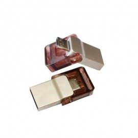 Флешка Short с micro USB OTG