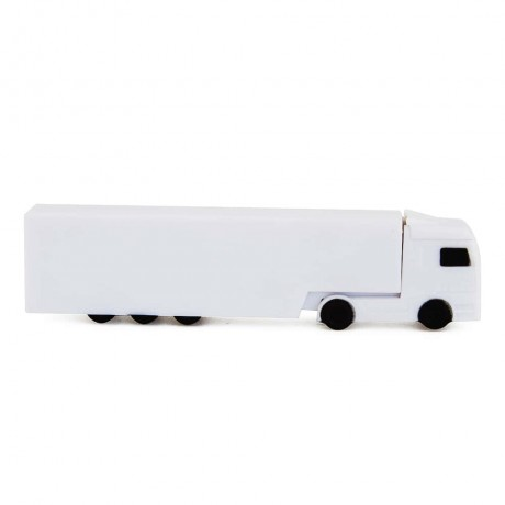 Флешка пластиковая Truck