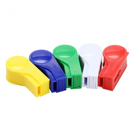 Флешка пластиковая Whistle
