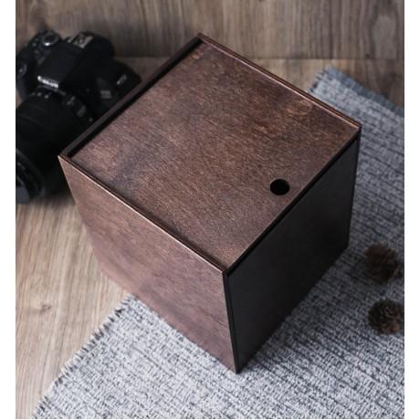 Подарочный деревянный бокс для подарков (Box)