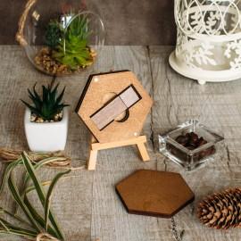Коробочка деревянная Craft под флешку