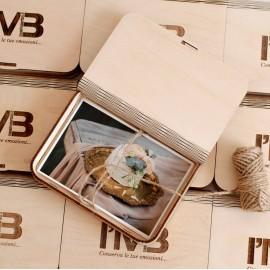 Коробочка Flex для фотографий 10х15 см