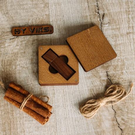 Коробочка деревянная Joom